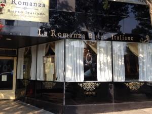 La Romanza Bistro Italiano