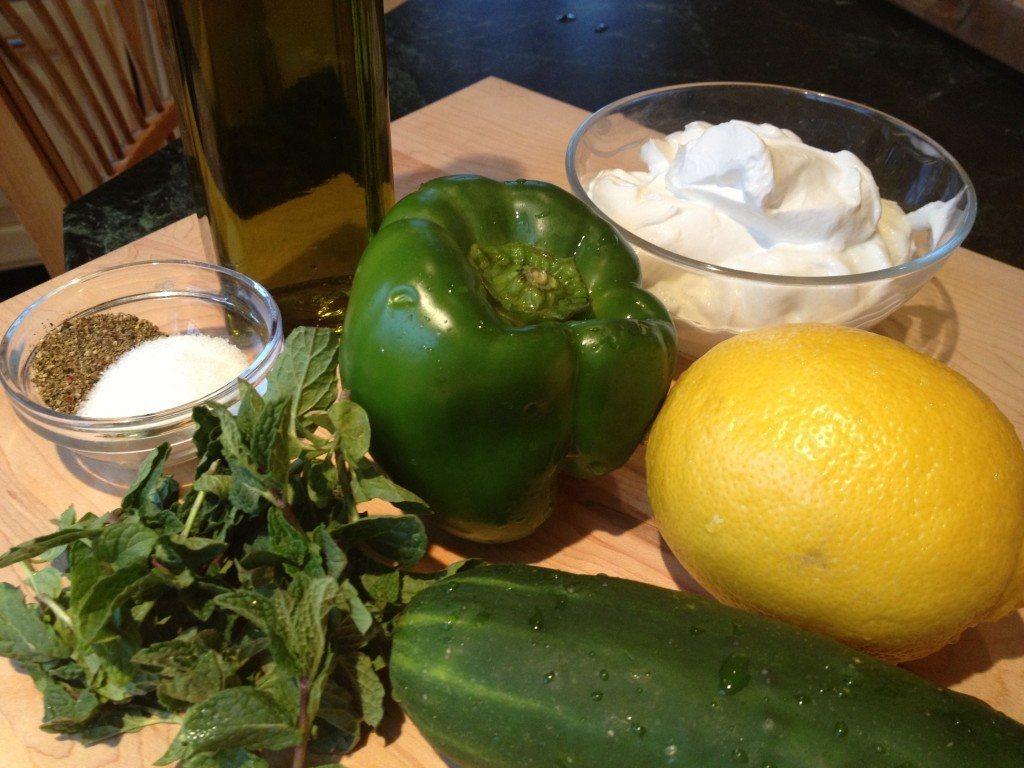 Spicy Shrimp Skewers With Cool Cucumber Dip   The Sumptuous Shrimp Recipe