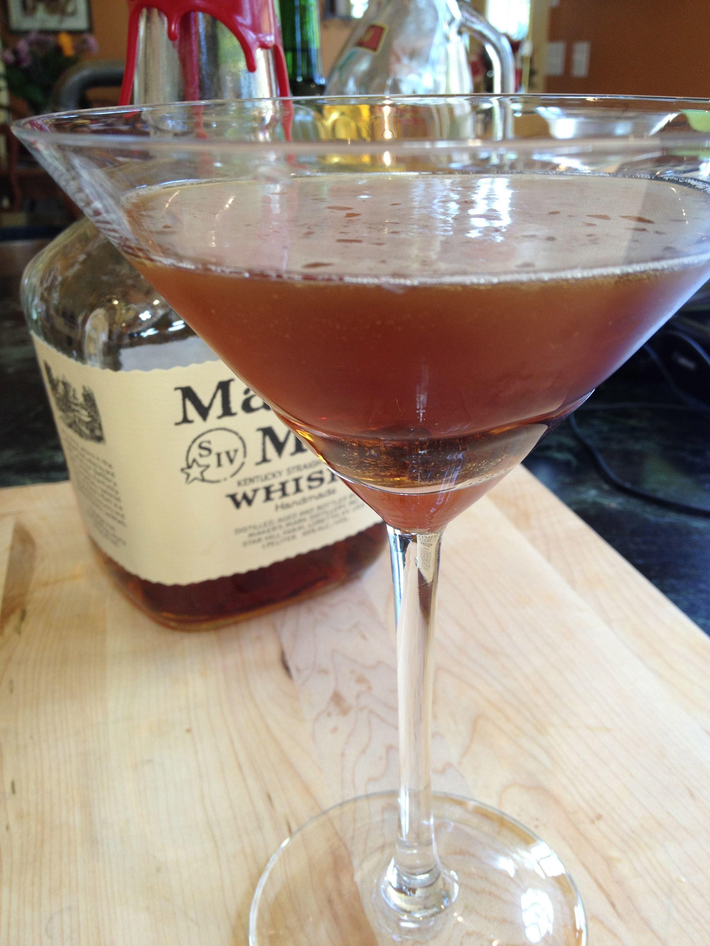 Manhattan Drink Recipe The Brown Lounge