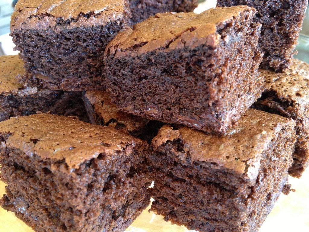 Mexican (Chocolate Chipotle) Brownies | Yummy Dessert Recipes