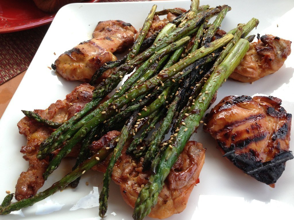 Asian Glazed and Grilled Chicken Stove Top Chicken Recipes