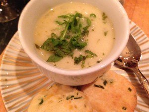 Fennel, Apple & Mint Soup