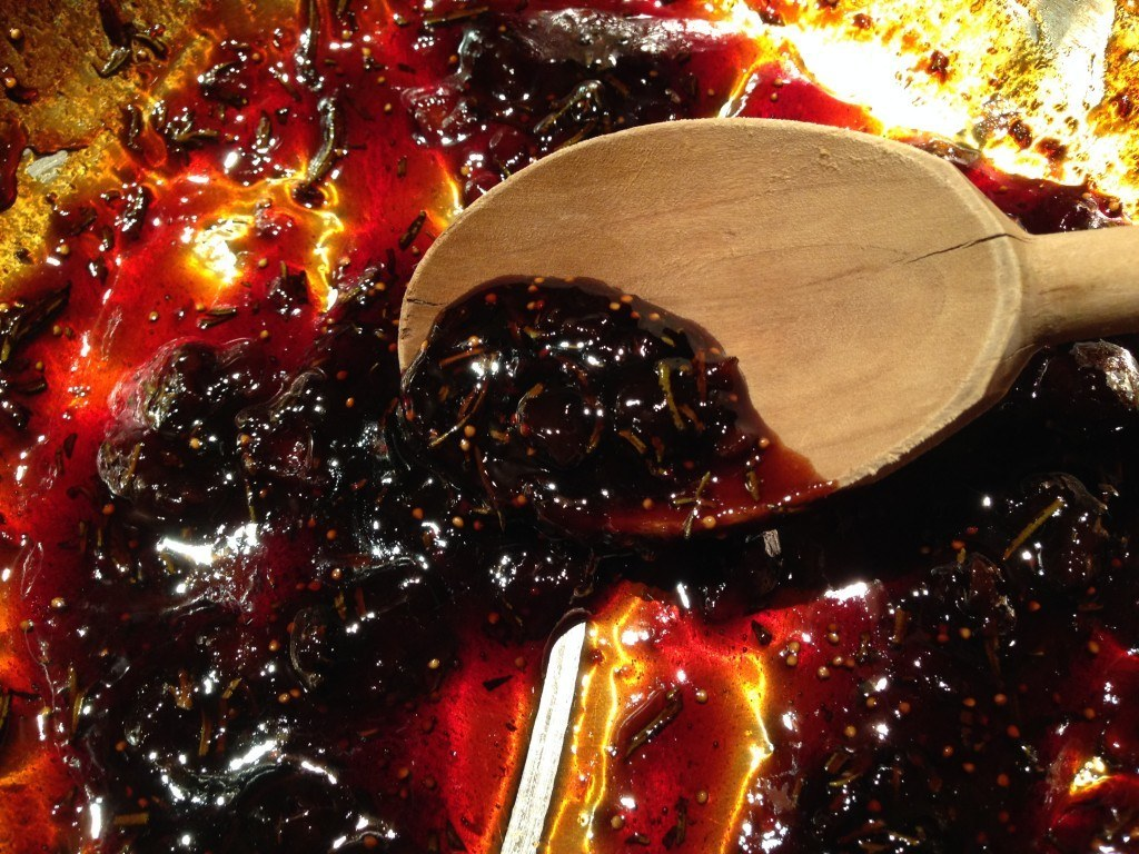 Fig Balsamic Reduction Sauce